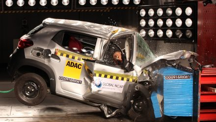 NCAP alarmed by some Indian cars with 0-star safety rating (video)