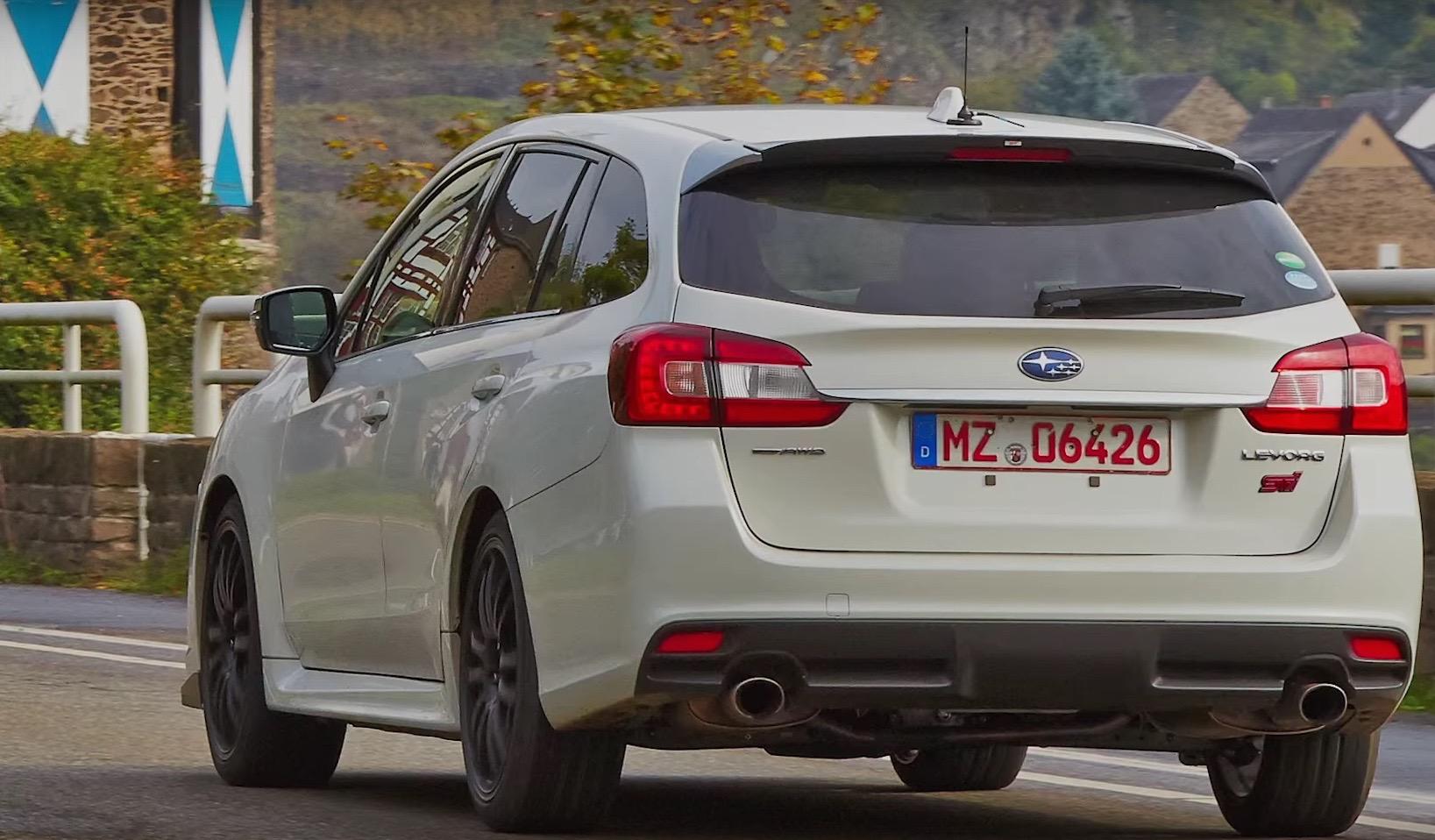 Subaru Levorg STI confirmed, likely JDM only (video) | PerformanceDrive