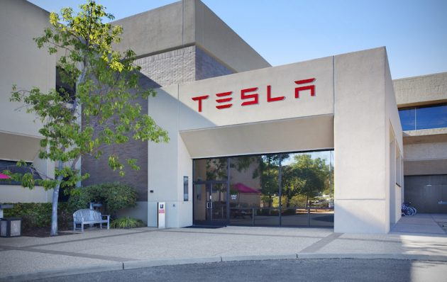 Tesla headquarters-California