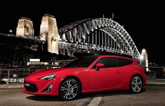 Toyota 86 Shooting Brake-Australia