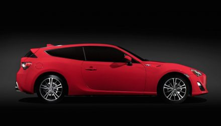 Toyota 86 Shooting Brake concept unveiled in Australia