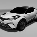 Toyota considering performance C-HR compact SUV – report