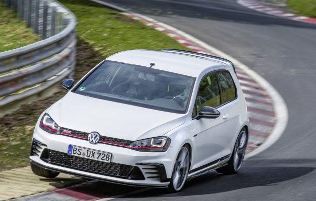 Volkswagen Golf GTI Clubsport S-Nurburgring