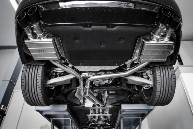 mcchip Audi S8-exhaust