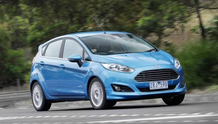 Next-gen 2018 Ford Fiesta to grow in size, offer more cabin space