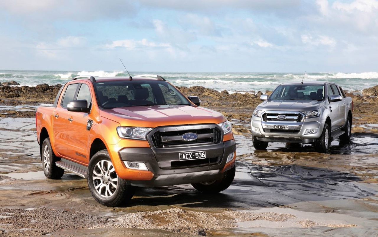 2017 ford ranger update announced sync 3 euro 5. Black Bedroom Furniture Sets. Home Design Ideas