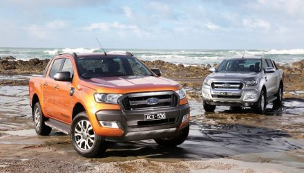 2017 Ford Ranger update announced; SYNC 3, Euro 5 powertrain