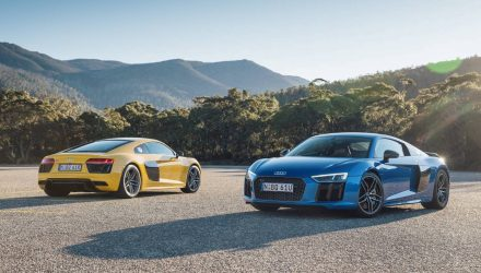 2016 Audi R8 V10 now on sale in Australia from $354,900