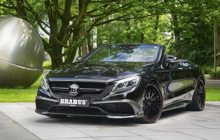 2016 BRABUS Mercedes-AMG S 63 Biturbo