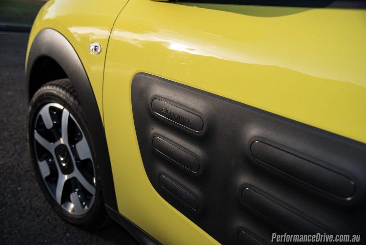 2016 Citroen C4 Cactus HDi-Airbump