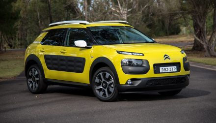 2016 Citroen C4 Cactus diesel review (video)