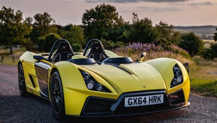 Elemental Rp1 revealed, dynamic debut at Goodwood