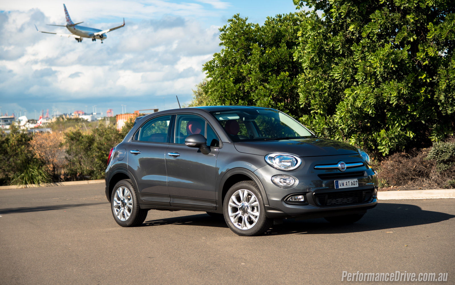2016 fiat 500x pop star review video performancedrive. Black Bedroom Furniture Sets. Home Design Ideas
