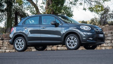2016 Fiat 500X Pop Star review (video)
