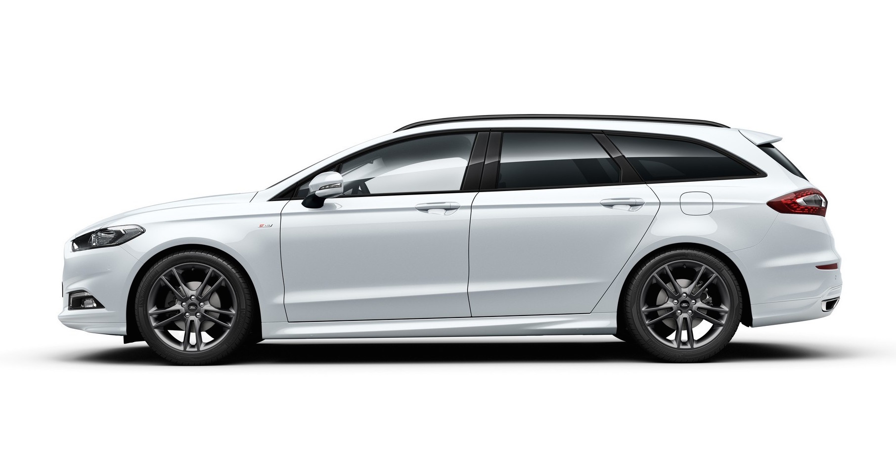 sporty ford mondeo st line announced in europe. Black Bedroom Furniture Sets. Home Design Ideas