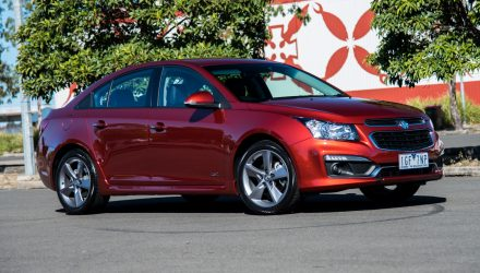 2016 Holden Cruze SRi Z-Series review (video)