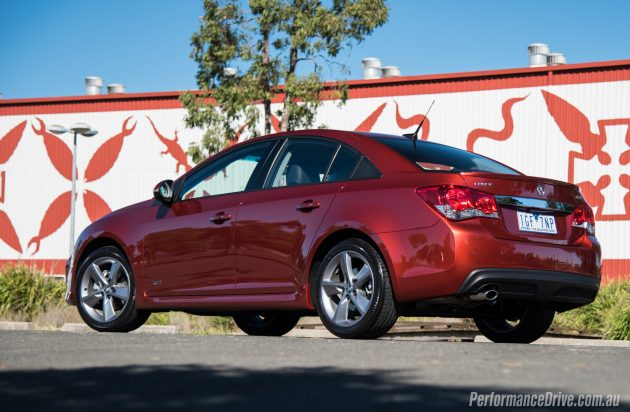 2016 Holden Cruze SRi Z-Series Some Like It Hot