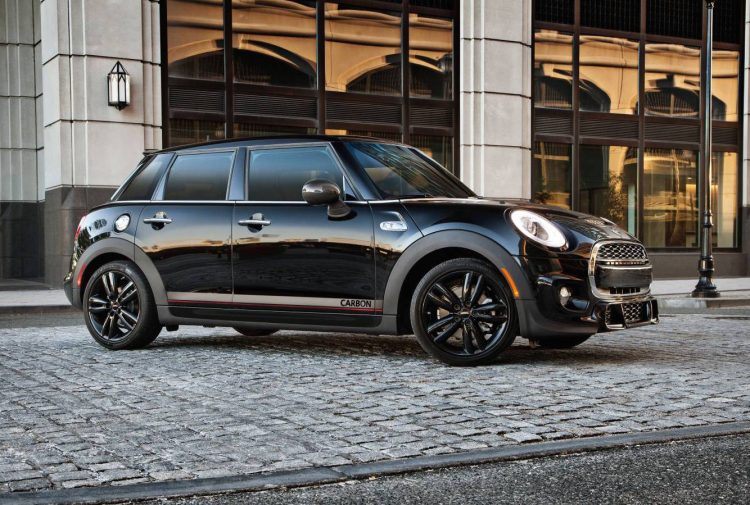 2016 MINI 5 Door Carbon Edition