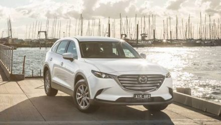 2016 Mazda CX-9 Australian prices start at $42,490: official