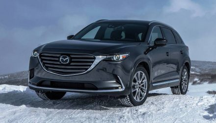 2016 Mazda CX-9 Australian specs & features confirmed: EXCLUSIVE