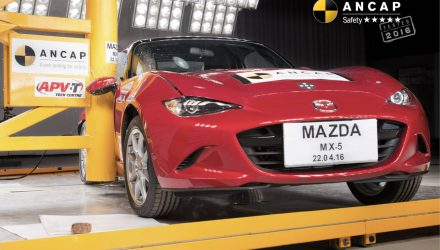 Is the new Mazda MX-5 safe? ANCAP crash tests return 5-star result