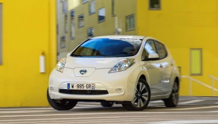 Next Nissan LEAF could come with 60kWh battery