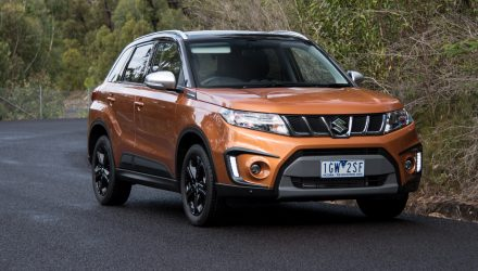 2016 Suzuki Vitara S Turbo review (video)