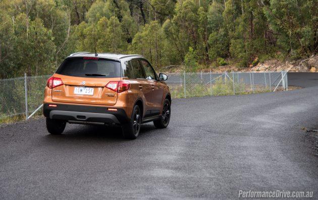 2016 Suzuki Vitara S Turbo-Australia