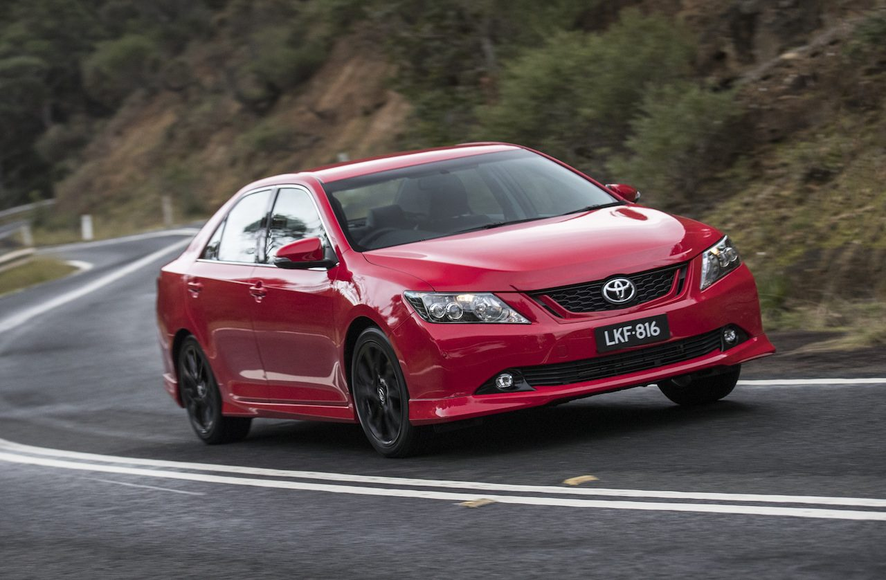 2016 toyota aurion update on sale in australia from