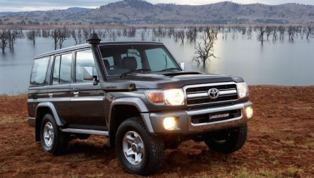 2017 Toyota LandCruiser 70 Series on sale in Australia Q4