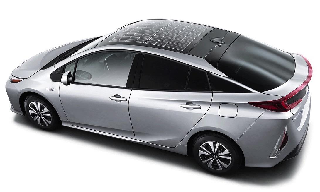 Toyota plug in hybrid 2016