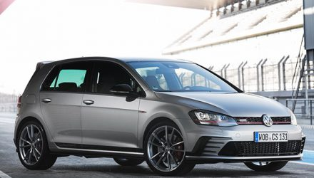 Volkswagen Australia confirms manual & DSG auto for Golf GTI 40 Years Edition
