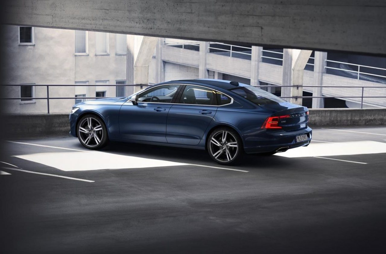volvo s90 v90 r design packages revealed performancedrive. Black Bedroom Furniture Sets. Home Design Ideas