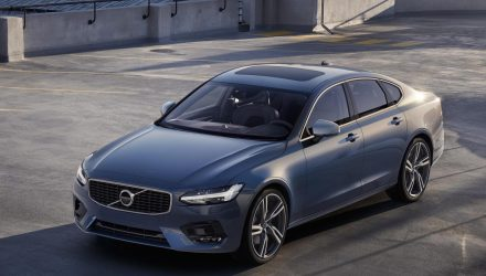 Volvo S90 & V90 R-Design packages revealed