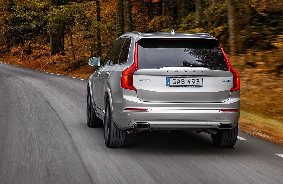 polestar volvo xc90 t8 is the most powerful volvo ever performancedrive. Black Bedroom Furniture Sets. Home Design Ideas