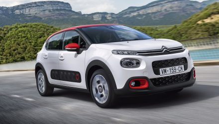 2017 Citroen C3 officially revealed