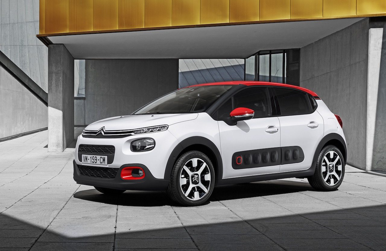 2017 citroen c3 officially revealed performancedrive. Black Bedroom Furniture Sets. Home Design Ideas
