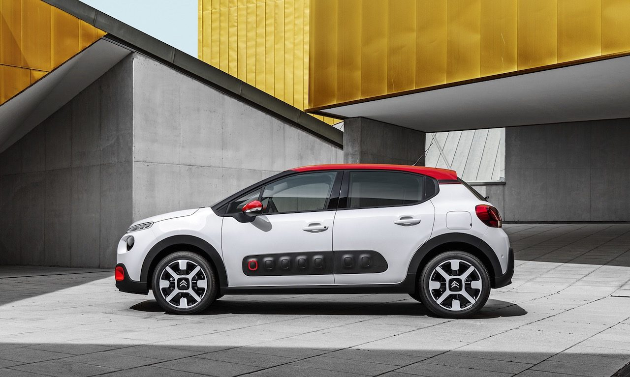 Simple 2017 Citroen C3 Officially Revealed  PerformanceDrive