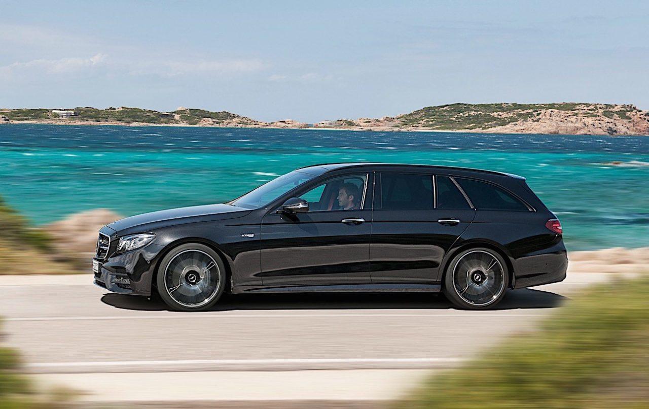 2017 mercedes benz e class estate revealed 295kw e 43 amg for Mercedes benz amg e class