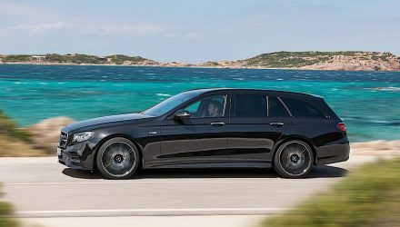 2017 Mercedes-Benz E-Class Estate revealed, 295kW E 43 AMG added