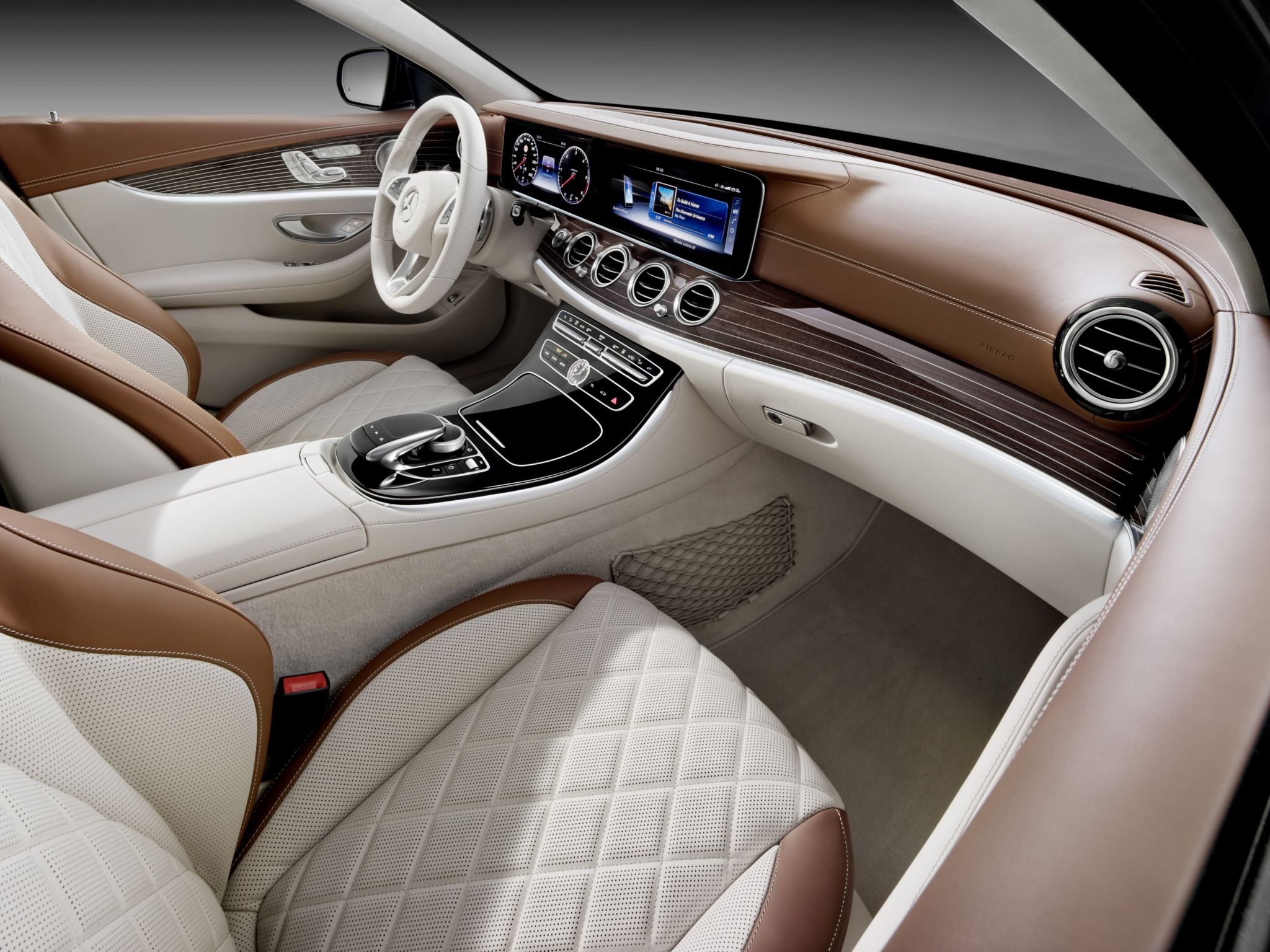 2017 Mercedes Benz E Class Estate Revealed 295kw E 43 Amg