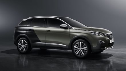2017 Peugeot 3008 GT revealed, first ever 'GT' SUV