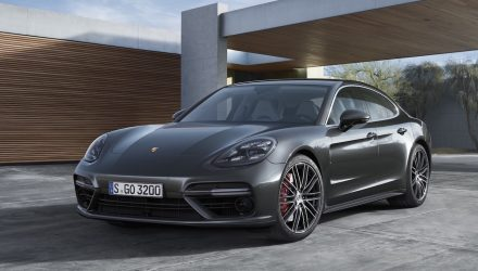 2017 Porsche Panamera revealed, on sale in Australia from $304,200