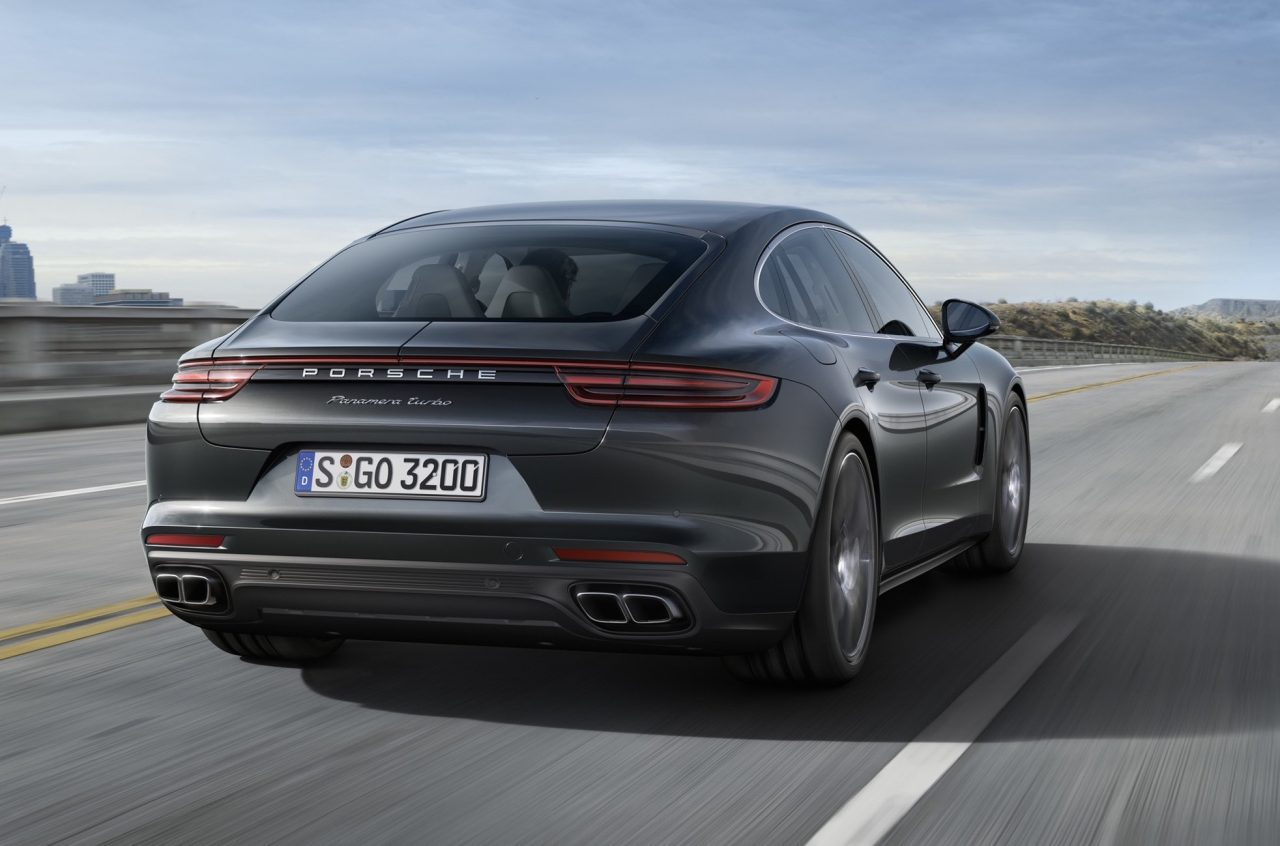 2017 porsche panamera revealed on sale in australia from 304 200 performancedrive. Black Bedroom Furniture Sets. Home Design Ideas