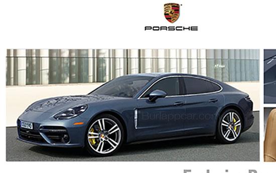2017 Porsche Panamera-maybe