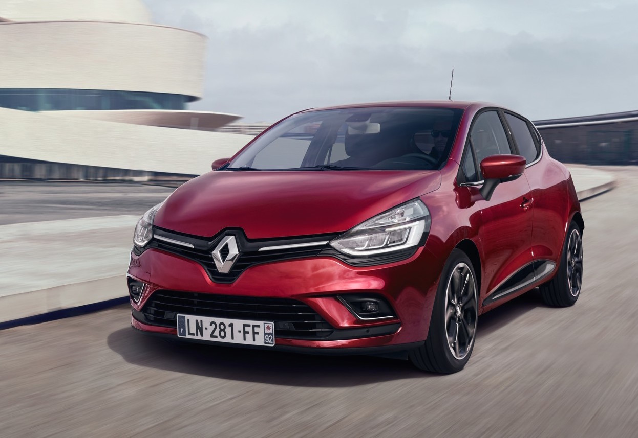 New Look 2017 Renault Clio Revealed Updated Tech