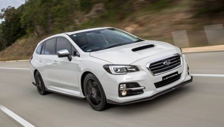 MY17 Subaru Levorg on sale in Australia from $42,990