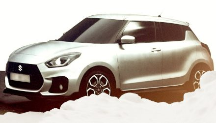 2017 Suzuki Swift Sport to come with boosted-up 1.4 turbo – report