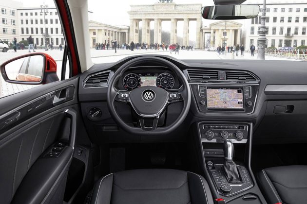 2017 Volkswagen Tiguan-interior