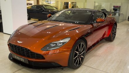 Aston Martin DB11 lands in Australia, priced from $428,032